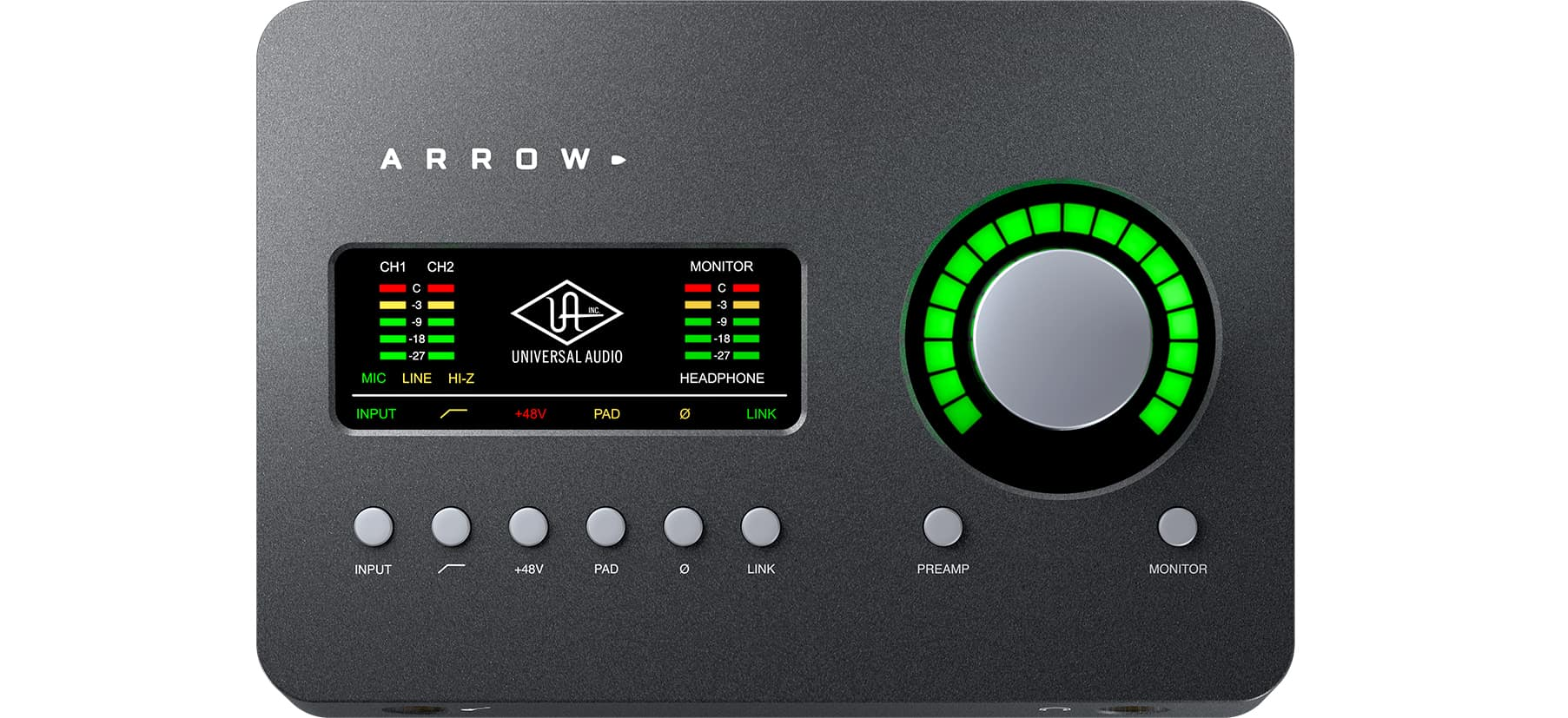 La guitara music center - Universal Audio Arrow Thunderbolt 3