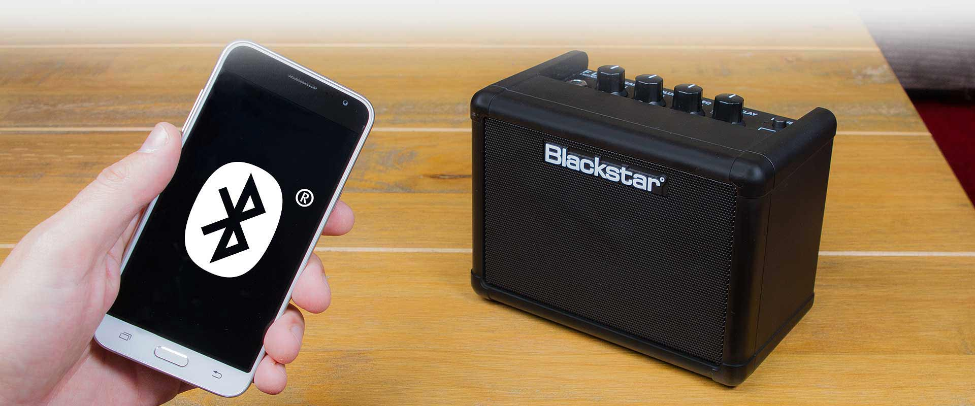 La guitara music center - Blackstar FLY 3 Bluetooth Guitar Amplifier